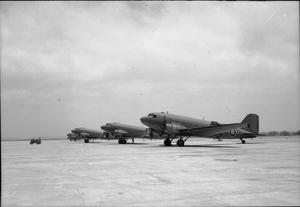 AMERICAN AIRCRAFT IN ROYAL AIR FORCE SERVICE, 1939-1945: DOUGLAS DAKOTA.