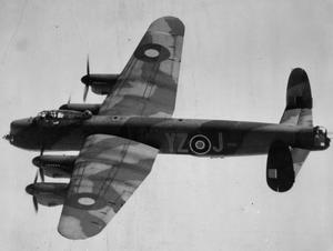 AIRCRAFT OF THE ROYAL AIR FORCE 1939-1945:AVRO 683 LANCASTER
