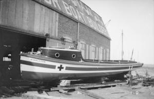 BOAT AND SHIP BUILDING DURING THE THE FIRST WORLD WAR