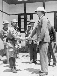 WAR CAME TO BURMA, C. 1942