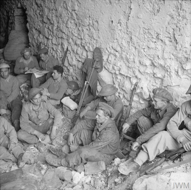 THE BATTLES OF MONTE CASSINO, JANUARY-MAY 1944