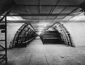 DEEP TUNNEL AIR RAID SHELTER