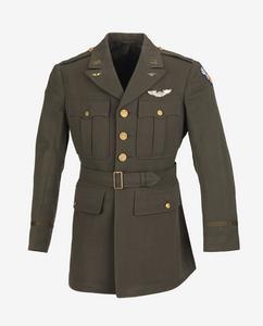 Jacket, Service Dress: 1st Lieutenant, 390th FS, 9th USAAF