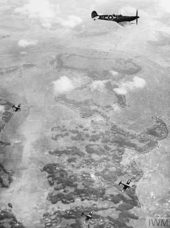 THE FIRST SEAFIRE FIGHTERS OVER JAPAN. 17 JULY 1945, AERIAL PHOTOGRAPHS FROM SEAFIRE FIGHTERS OF 880 SQUADRON OPERATING OFF HMS IMPLACABLE OF THE BRITISH PACIFIC FLEET TASK FORCE.
