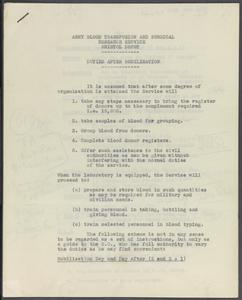Private Papers of Brigadier Sir Lionel Whitby CVO MC DSc LLD MA MD FRCP TD