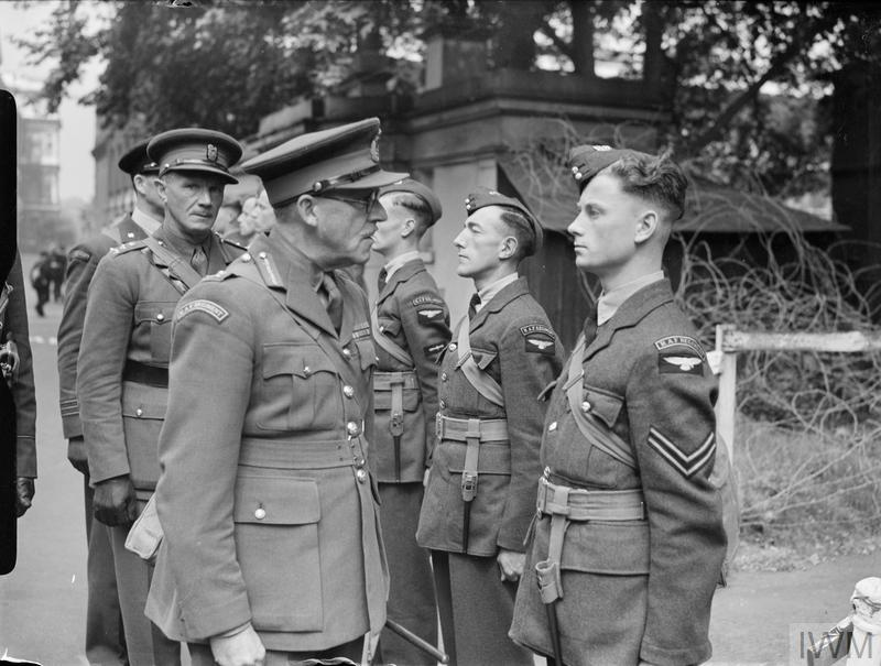Royal Air Force Regiment 1942 1945 Ch 5916