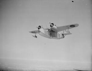 AMERICAN AIRCRAFT IN ROYAL AIR FORCE SERVICE 1939-1945: GRUMMAN GOOSE.