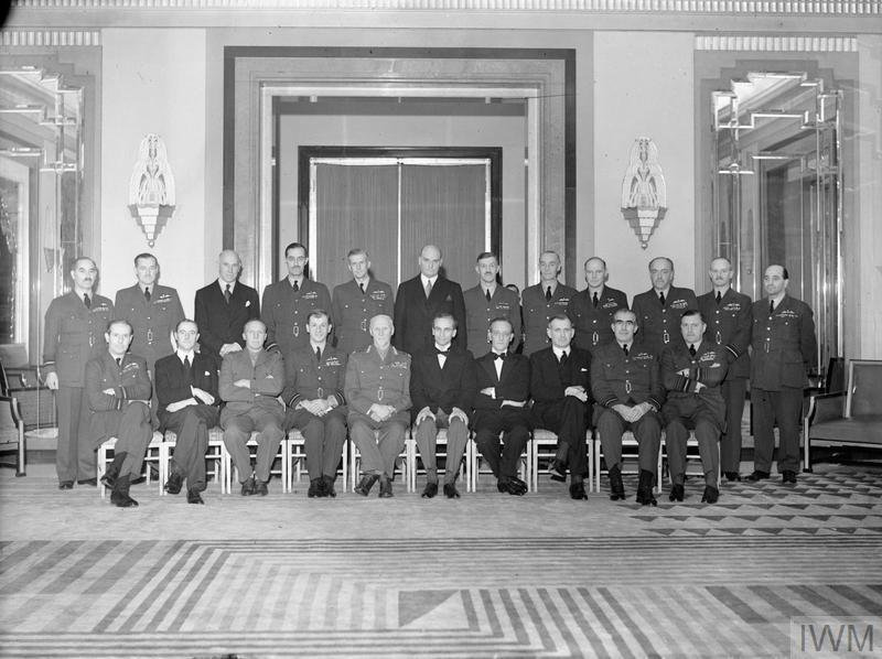 THE AIR MINISTRY, 1939-1945.