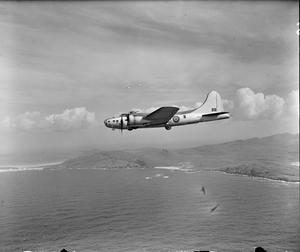 AMERICAN AIRCRAFT IN ROYAL AIR FORCE SERVICE 1939-1945: BOEING MODEL 299 FORTRESS.