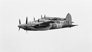 ROYAL AIR FORCE: 2ND TACTICAL AIR FORCE, 1943-1945.