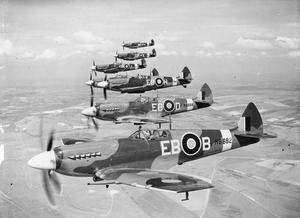 ROYAL AIR FORCE: AIR DEFENCE OF GREAT BRITAIN (ADGB), 1943-1944.