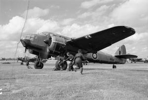 ROYAL AIR FORCE: AIR DEFENCE OF GREAT BRITAIN (ADGB), 1944.