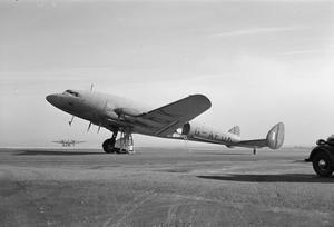 AIRCRAFT OF THE BRITISH OVERSEAS AIRWAYS CORPORATION 1940-1945: DE HAVILLAND DH.91 ALBATROSS (FROBISHER).