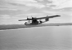 AMERICAN AIRCRAFT IN ROYAL AIR FORCE SERVICE 1939-1945: CONSOLIDATED MODEL 28 CATALINA.