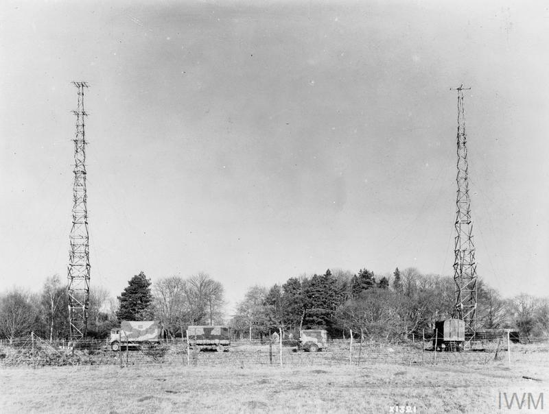 ROYAL AIR FORCE RADAR, 1939-1945