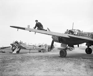 ROYAL AIR FORCE FIGHTER COMMAND, 1939-1945.