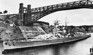GERMAN NAVAL EXPANSION 1933-1939