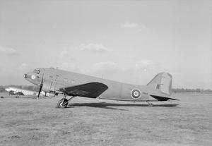 AMERICAN AIRCRAFT IN ROYAL AIR FORCE SERVICE: DOUGLAS DAKOTA.