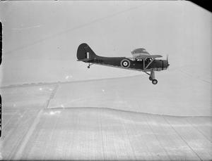 AMERICAN AIRCRAFT IN ROYAL AIR FORCE SERVICE 1939-1945: VULTEE-STINSON MODEL 74 VIGILANT.
