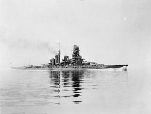 JAPANESE NAVAL EXPANSION DURING THE INTER-WAR PERIOD