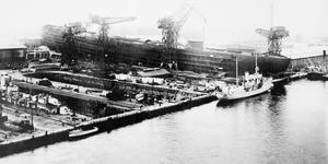GERMAN NAVAL EXPANSION DURING THE INTER-WAR PERIOD