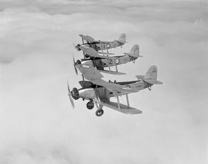 ROYAL AIR FORCE AIRCRAFT OF THE INTER-WAR PERIOD
