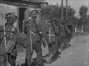 12TH CORPS CAPTURES THE RUINED TOWN OF VILLERS-BOCAGE [Allocated Title]