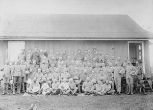 THE SERVICE OF QMS JOHN ALBERT RICHARDS IN EAST AFRICA, 1915-1919