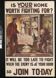 Is Your Home Worth Fighting For?