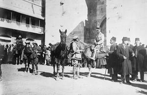 THE PALESTINE CAMPAIGN 1917-1918