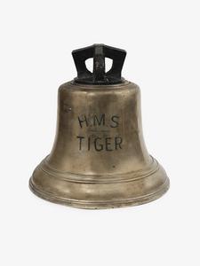 Accessory, Ship's Bell (HMS Tiger), British