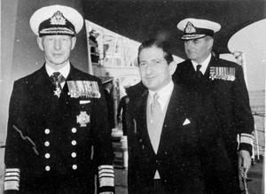 DEPARTURE OF ADMIRAL MOUNTBATTEN FROM MALTA.