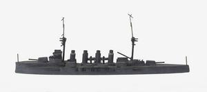 model, ship, HMS Black Prince