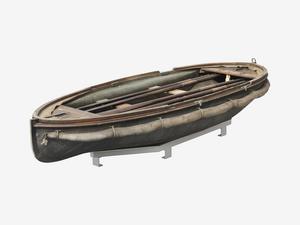Boat, Wooden, German