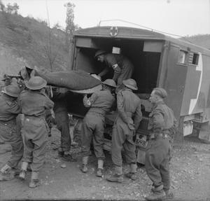 BRITISH MEDICAL SERVICES IN THE SECOND WORLD WAR