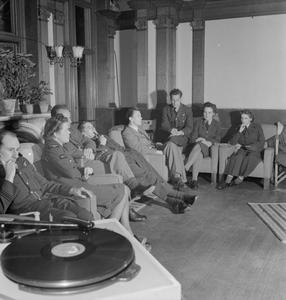 ACTIVITIES AT THE ROYAL AIR FORCE RESETTLEMENT CENTRE, SCARBOROUGH