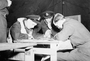 ROYAL AIR FORCE: 2ND TACTICAL AIR FORCE, 1943-1945.