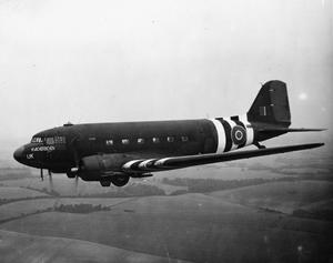 ROYAL AIR FORCE TRANSPORT COMMAND, 1943-1945.