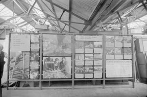 MINISTRY OF INFORMATION EXHIBITION ON POST WAR RECONSTRUCTION