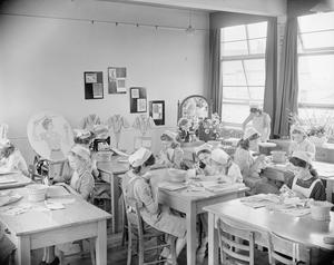 A MODERN COUNTY SCHOOL