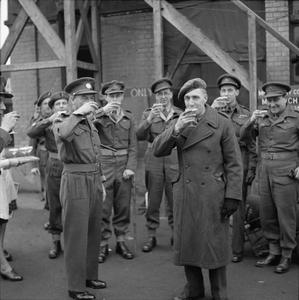 DEMOBILISATION OF THE BRITISH ARMY