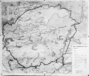 POST WAR PLANNING AND RECONSTRUCTION IN BRITAIN: EAST KILBRIDE NEW TOWN