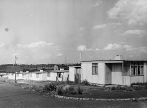 POST WAR PLANNING AND RECONSTRUCTION IN BRITAIN: PREFABRICATED HOUSING