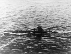 HMSM UNSHAKEN (ex P54)