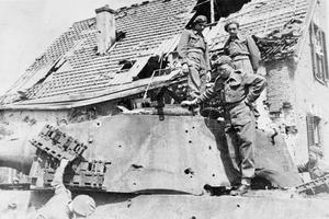 THE BATTLE OF ARNHEM, SEPTEMBER 1944