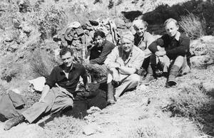 SOE (SPECIAL OPERATIONS EXECUTIVE) AND CRETAN PARTISANS ON CRETE, 1 JUNE 1944 - 28 FEBRUARY 1945
