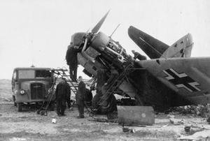3 STAFFEL FERNAUFKARUNGSGRUPPE 121 1939-1943
