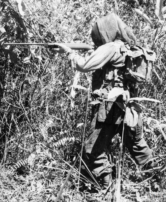 HISTORY OF SPECIAL OPERATIONS FORCES IN MALAYSIA