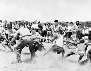 BRITISH ARMY OPERATIONS AGAINST THE MAU MAU IN KENYA 1952 - 1956