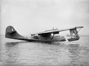 AMERICAN AIRCRAFT IN RAF SERVICE 1939-1945: CONSOLIDATED MODEL 28 CATALINA.